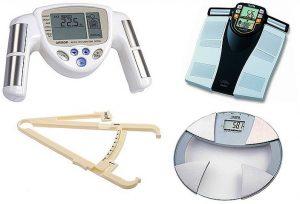 Приборы контроля процента жира в теле