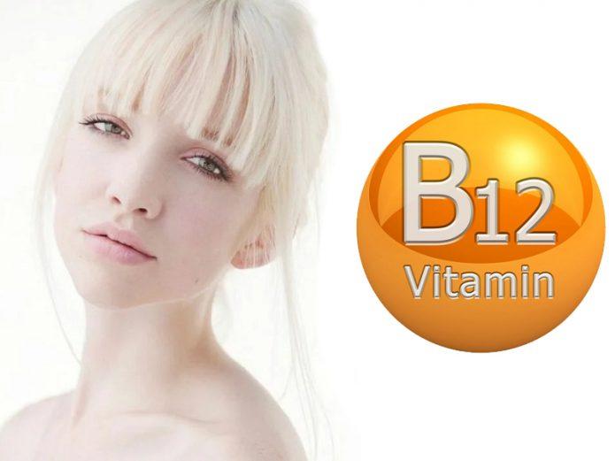 Бледная кожа и витамин b12