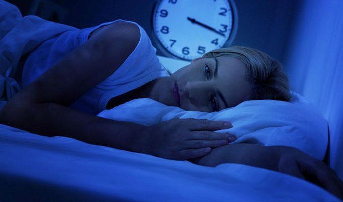 поздно ложиться спать