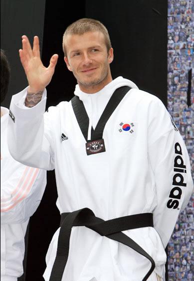 Дэвид Бекхэм