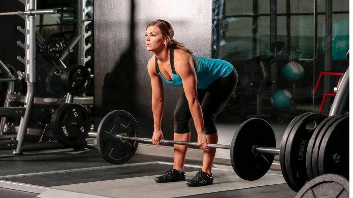 Становая тяга для женщин