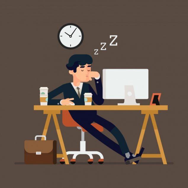 Сложности на работе
