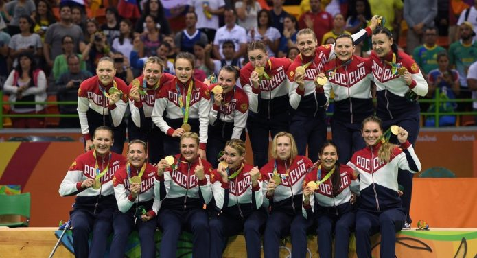Женская олимпийская сборная России по гандболу 2016