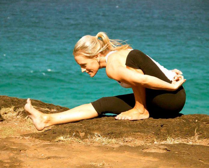 Мадонна йога