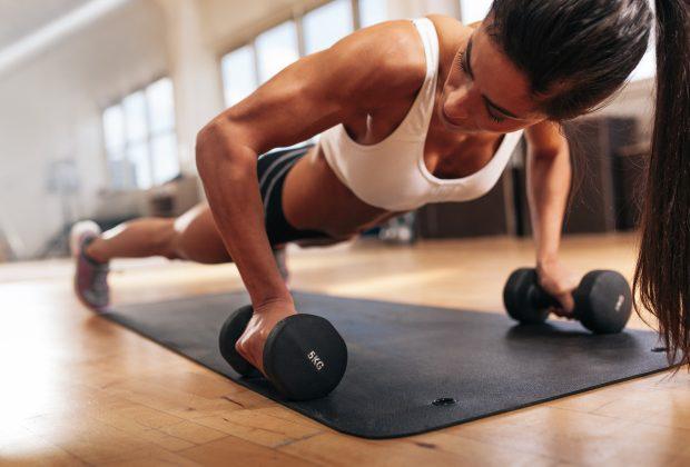 Силовые тренировки для похудения