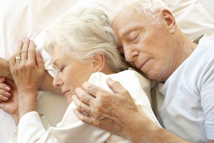 Сон для пожилых