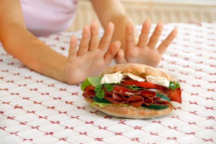 Пропуск приёма пищи