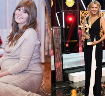 мария кожевникова до и после беременности