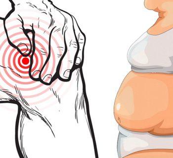 Боль в суставах и лишний вес