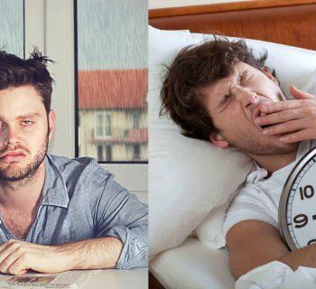 Недосып и пересып