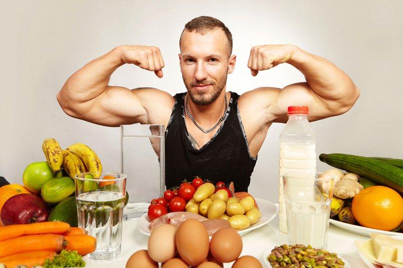 Спортивное Питание Диета Набор Массы. Как рассчитать рацион питания спортсмена для набора мышечной массы