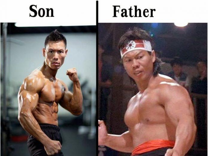 Сын Боло Йенга