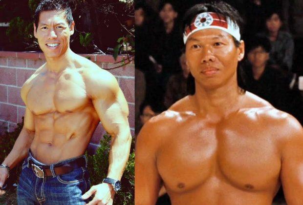 Боло Йенг и его сын Дэвид Йенг