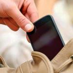 Класть телефон в сумочку