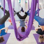 флай йога для женщин