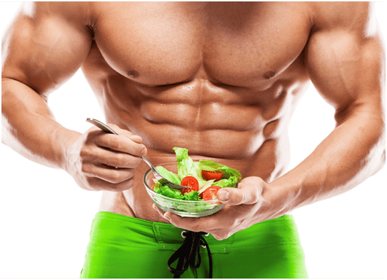 Меню вегетарианца для роста мышц