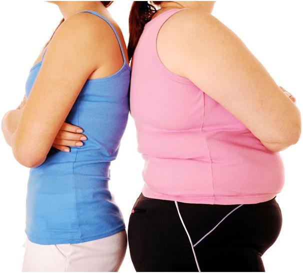 Факторы, способствующие образованию жира на животе
